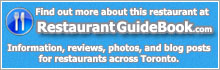 Samuel J Moore at RestaurantGuideBook.com